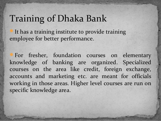 """dhaka bank ltd introduction I am taking the opportunity to submit the report """"analyzing and forecasting the financial statements of dbl"""" as a requirement of my internship at dhaka bank ltd under the mba program of dept of accounting & information systems, university of dhaka."""