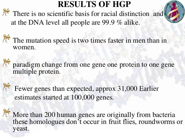 an overview of the controversies of the human genome project The human genome project (hgp) was an international scientific research project with the goal of determining the sequence of nucleotide base pairs that make up human dna, and of identifying and mapping all of the genes of the human genome from both a physical and a functional standpoint.