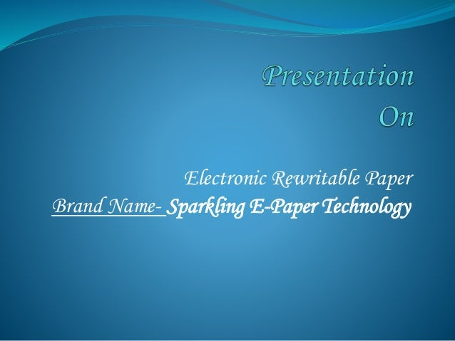 paper presentation for information technology Download professional technology powerpoint templates, slides and diagrams to create the perfect technology presentation we also have free technology ppt templates that you can download from our share and download section our information technology ppt layouts cover almost every possible category .