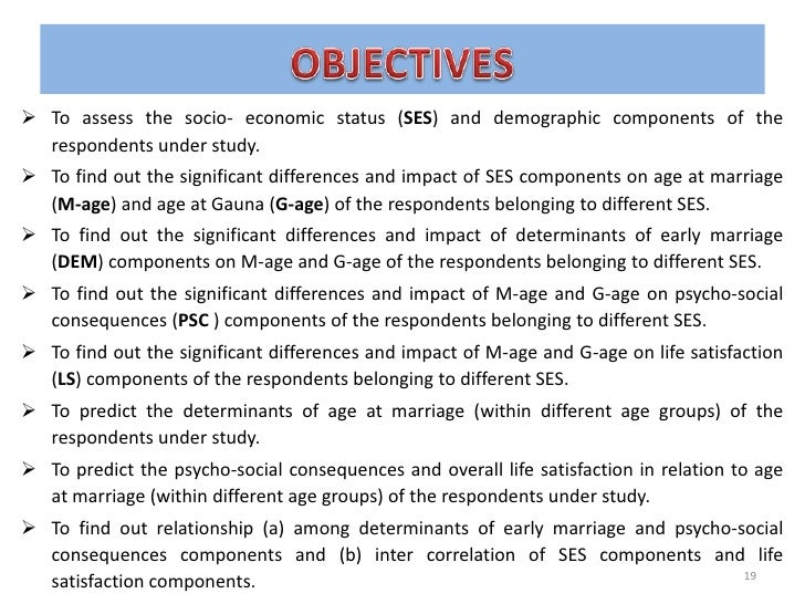 best age to marry essay Sociology of family and marriage sociology essay name: date: sociology of family and marriage persons can marry or get marriage at any age.