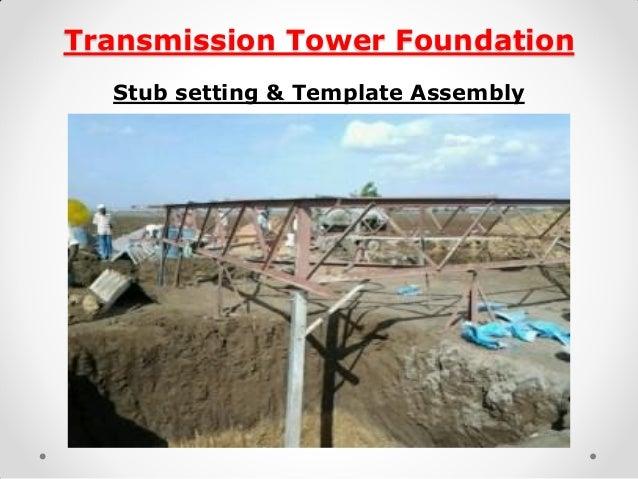 Transmission Line Tower Design Manual