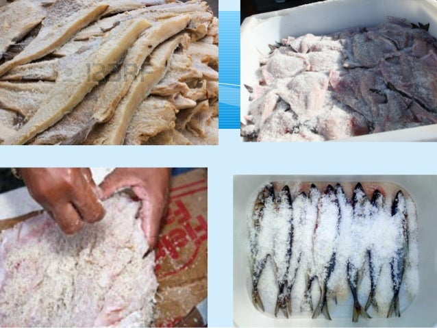 Presentation On Fish Processing Preservation And Trasporting