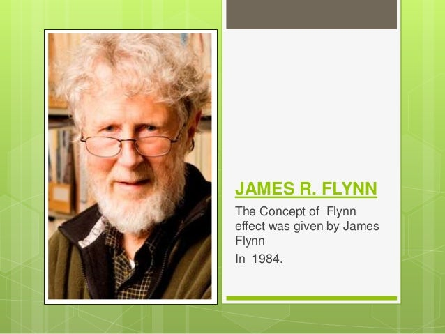 case incident 1 the flynn effect Us bank na v flynn 2010 ny slip op 20093 [27 misc 3d 802] march 12, 2010 whelan, j supreme court, suffolk county published by new york state law reporting bureau pursuant to judiciary law § 431.