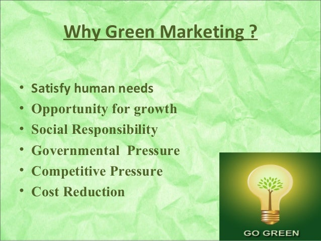 green marketing There's plenty of hard work to do on the journey from here to sustainability dilly- dallying with green marketing come-ons is a distraction.