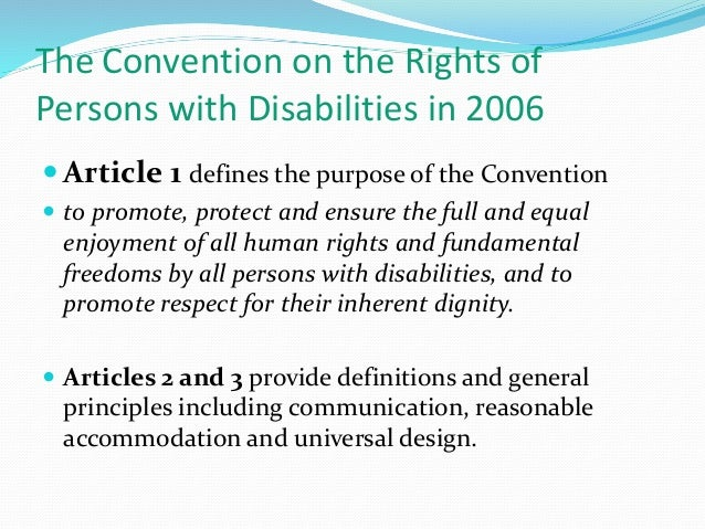 convention regarding individual protection under the law piece of writing 9
