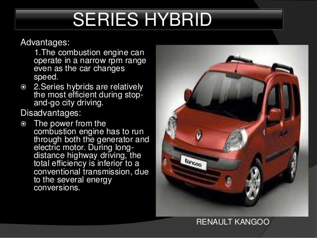 Best Ever Presentation On Hybrid Cars