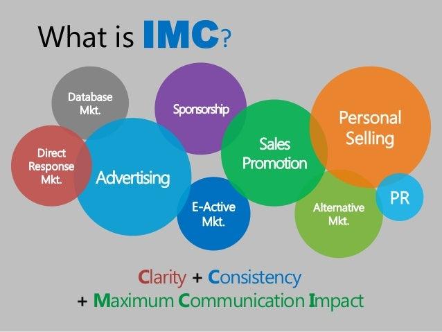 Presentation on IMC Article [Elegant (VI)]