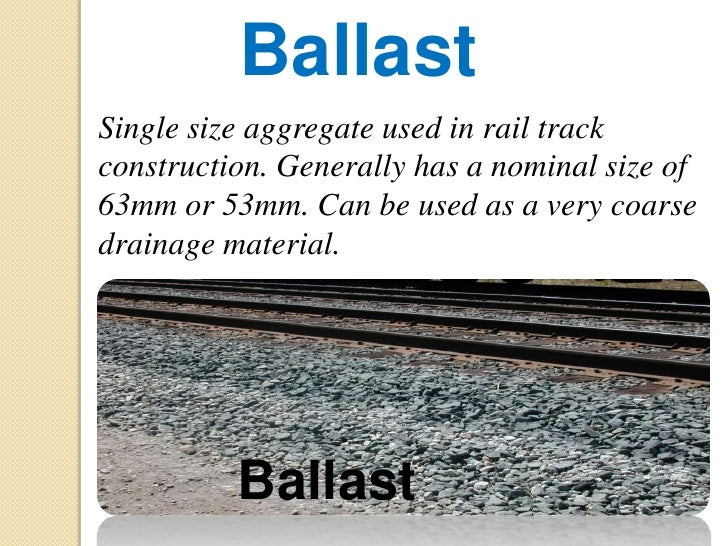 Types Of Sleepers Ppt Railways Ppt How Are Railway Lines
