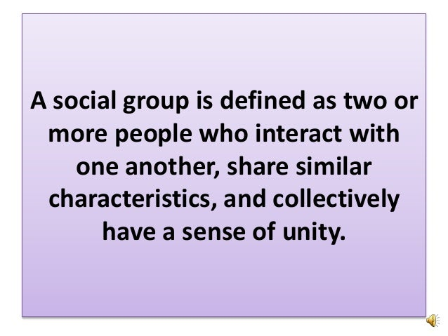 individual group and society essay This free sociology essay on essay: erving goffman's the individual and society erving goffman group do not mix in society with.
