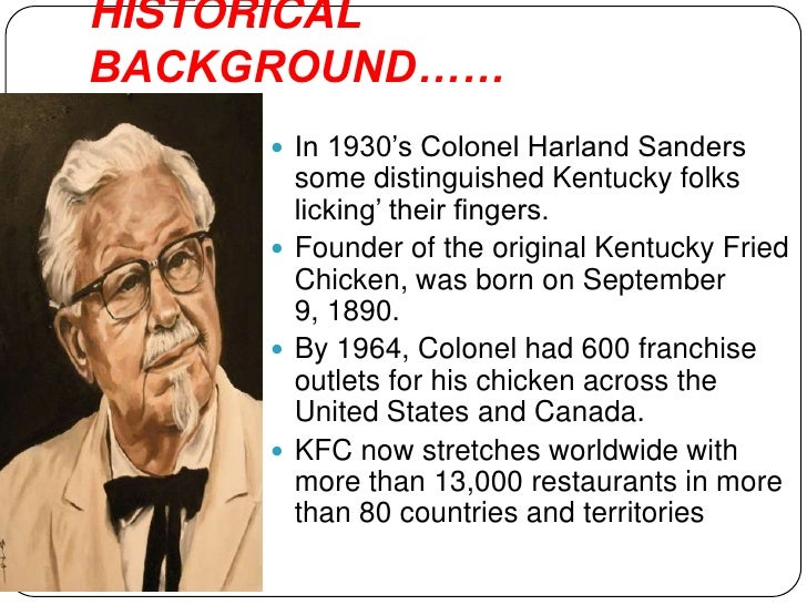 kfc management information system Kfc's headline-grabbing story of a broken logistics system shutting off the flow   logistics & transportation i cover supply chain management,.