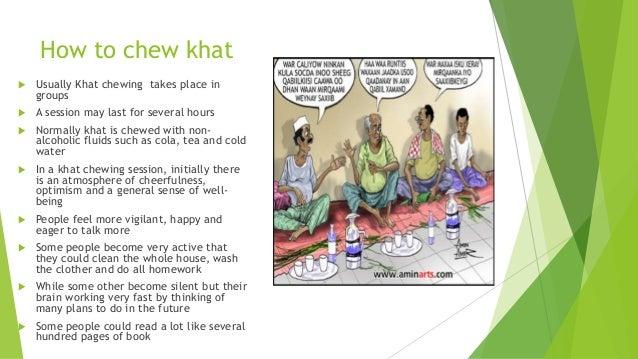 Presentation on khat (1)