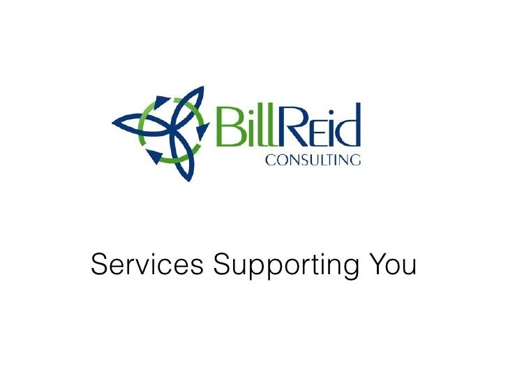 Services Supporting You