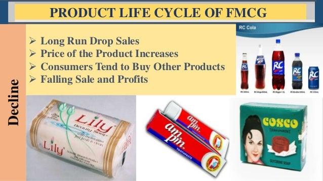 product life cycle of fmcg product Product failures and the product life cycle most products experience some form of the product life cycle where  and brand failures: a marketing perspective http.