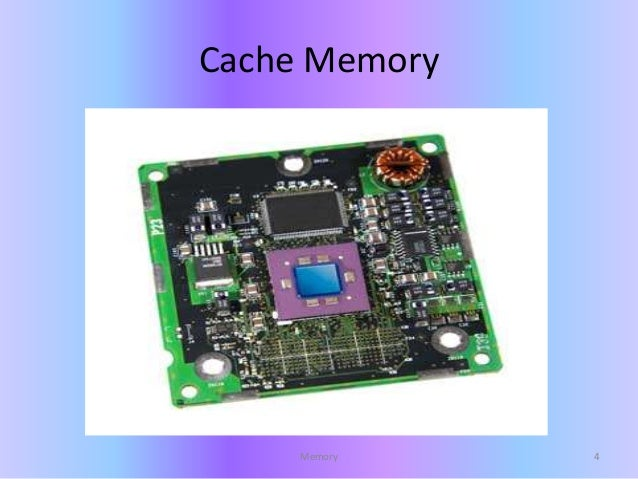 Basic information about Computer memory