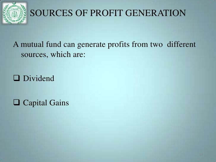 Determinants of mutual fund growth in pakistan