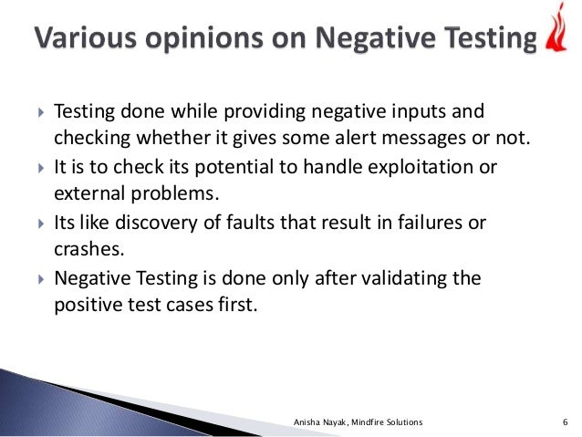 a look at software testing and its goals Lear all about software testing from  finally we look at the concept of 'software quality' and it various  importance of quality goals for the testing.
