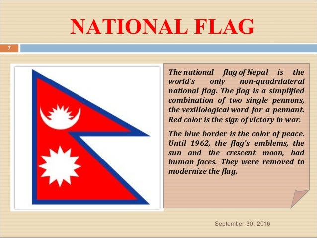 Presentation on Nepal
