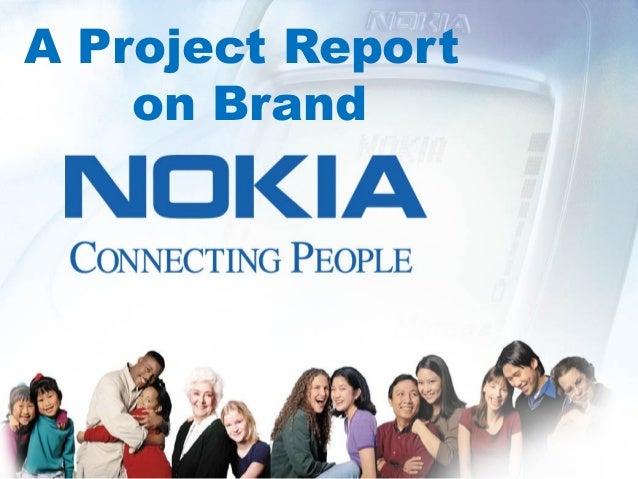 A Project Report on Brand