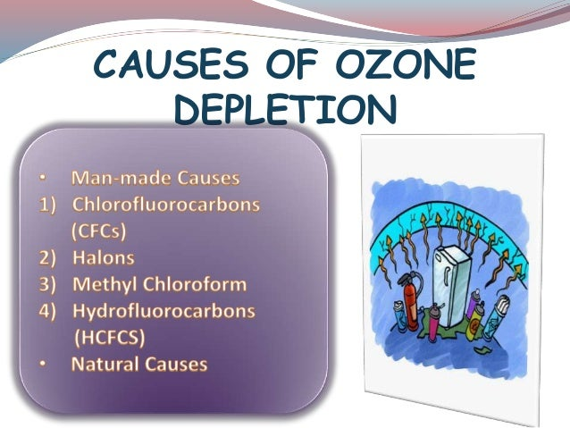 More On Adverse Developmental Impacts >> Presentation on ozone depletion