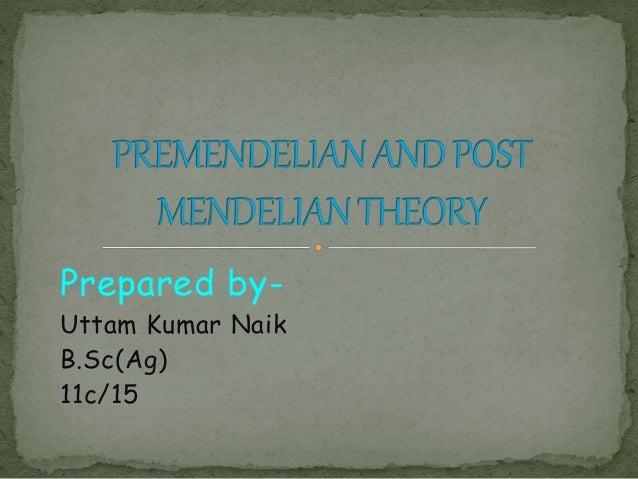 Prepared by- Uttam Kumar Naik B.Sc(Ag) 11c/15