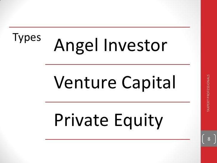 Angel investor presentation