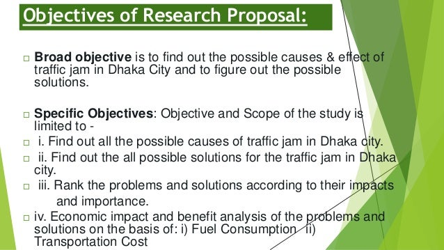 traffic congestion research questions The impact of traffic congestions on tourist behavior: aim to explore the condition and the impacts of traffic congestion on 3 research questions.