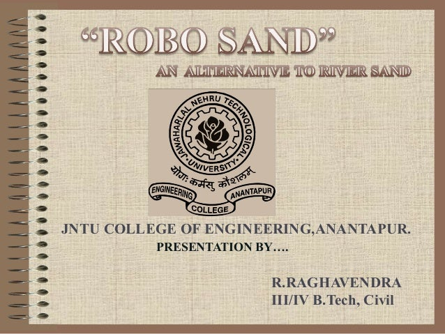 JNTU COLLEGE OF ENGINEERING,ANANTAPUR.          PRESENTATION BY….                        R.RAGHAVENDRA                    ...