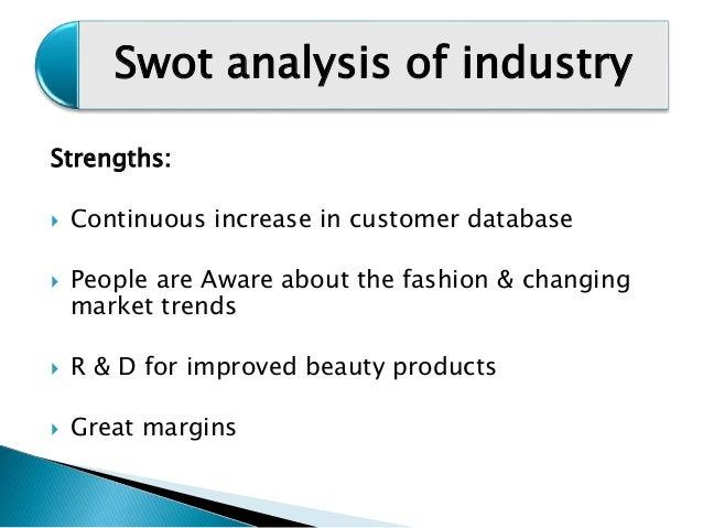 Presentation On Salon Industry