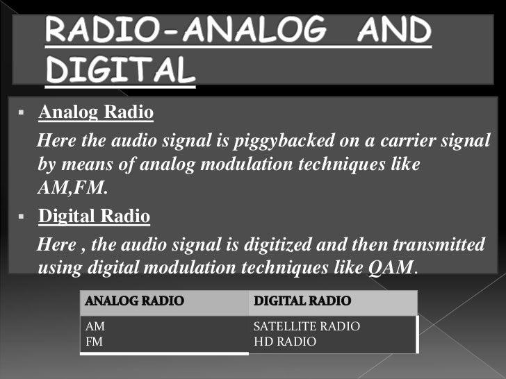 Presentation On Satellite Radio