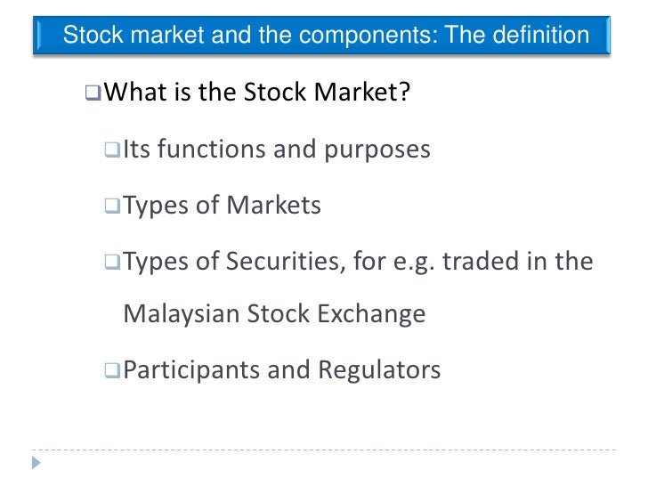 Use stock in a sentence