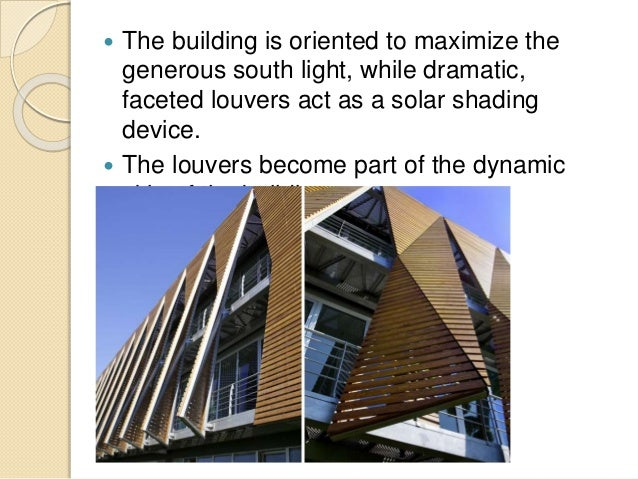 Sun Shading Devices