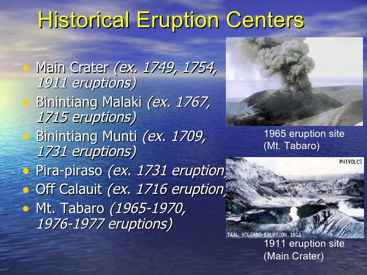 Image result for taal volcano eruption map