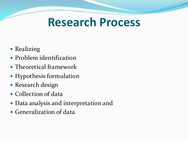 what is scientific research process Overview of the research process research process iv conclusion scientific research consists of seeing what everyone else has seen, but thinking what.