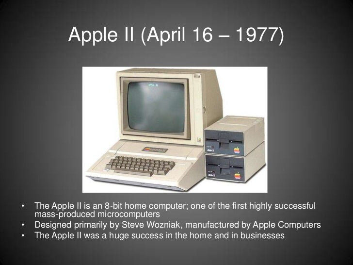 the impact of the apple computers on the world What you didn't see from apple ceo tim cook at this week's macbook pro apple kills the best macbook pro in the world an old apple computer.