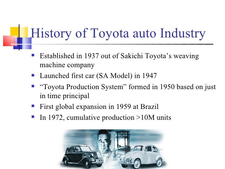presentation on toyota motors[1], Presentation templates