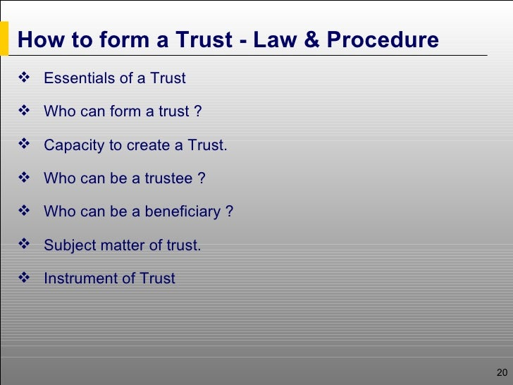 Presentation on trusts-_final