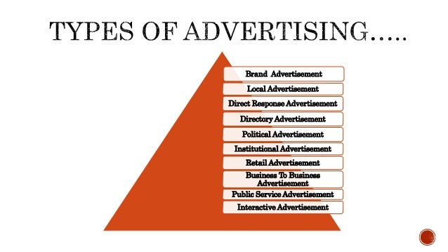 types of advertising It is up to the marketer to know which type of advertising appeal will be most  effective in leading the target audience to action here are 23.