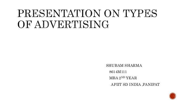 SHUBAM SHARMA 8614M111 MBA 2ND YEAR APIIT SD INDIA ,PANIPAT