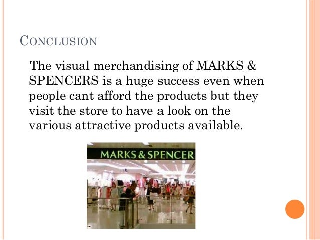 objectives of visual merchandising