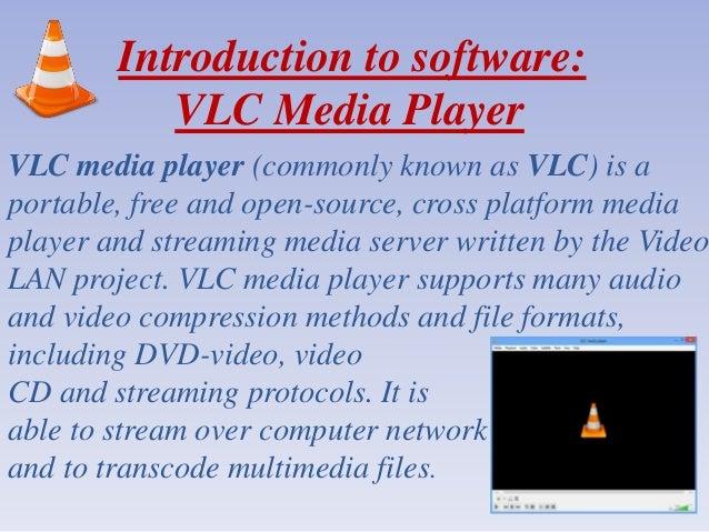 Presentation on vlc Slide 3