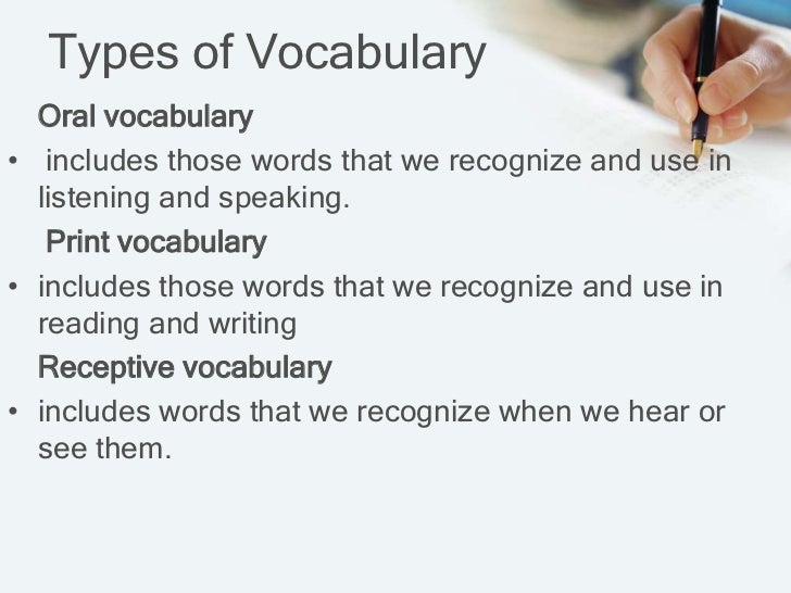 Presentation on vocabulary building for Construction vocabulary