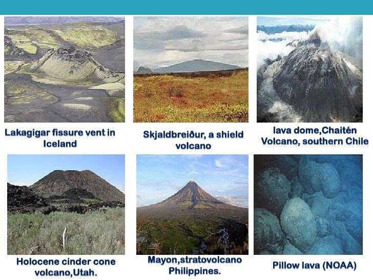 Presentation On Volcanos