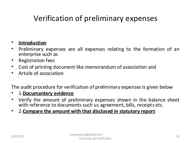 presentation-on-vouching-and-verification-24-638 Verify Expense Report on efficiency report, test report, payment report, financial report, microsoft report, budget report, inventory report, quality control report, downloadable incident report, accounts receivable report, sample audit report, a sample of report, quarterly report, asset report, prospect report, accounting report, excel sales report, performance report, project report, pathology report,
