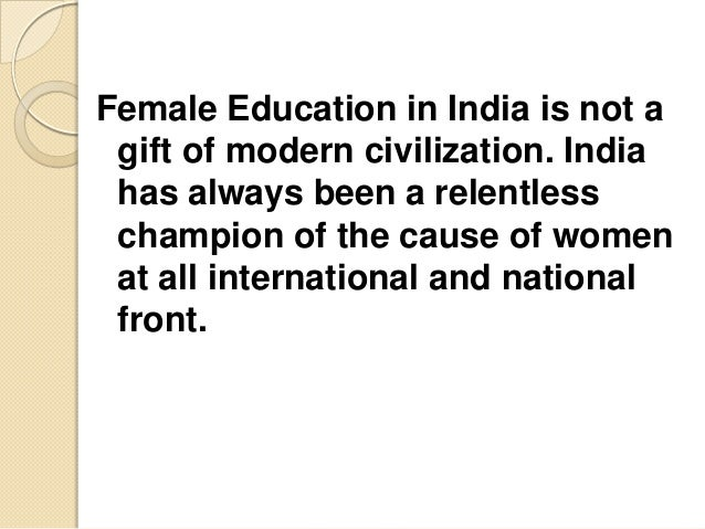 Essay on the Privatization of Education in India