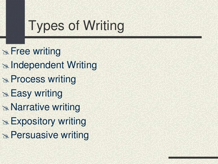 steps to write a good essay