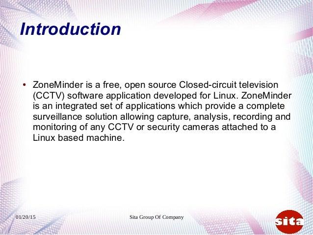 Presentation on zoneminder by Johor