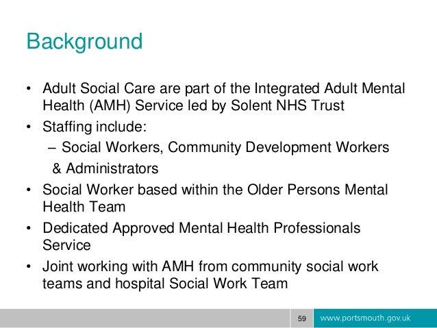 ... Social Work Team 59; 59.