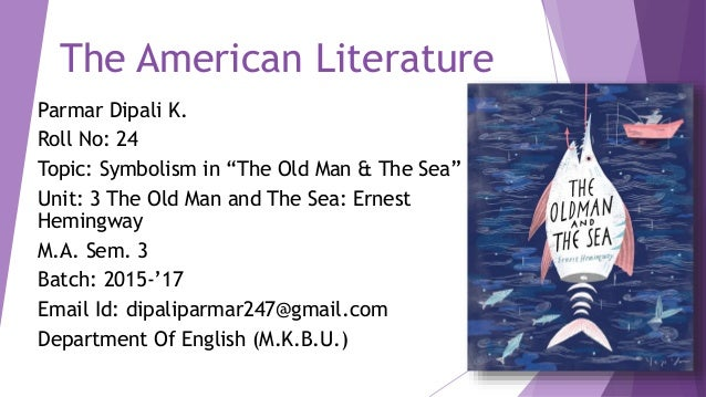the old man and the sea 3 literary elements The old man and the sea has 637,056 ratings and 18,712 reviews it is the story of an old cuban fisherman and his supreme ordeal: a relentless, agonizing.