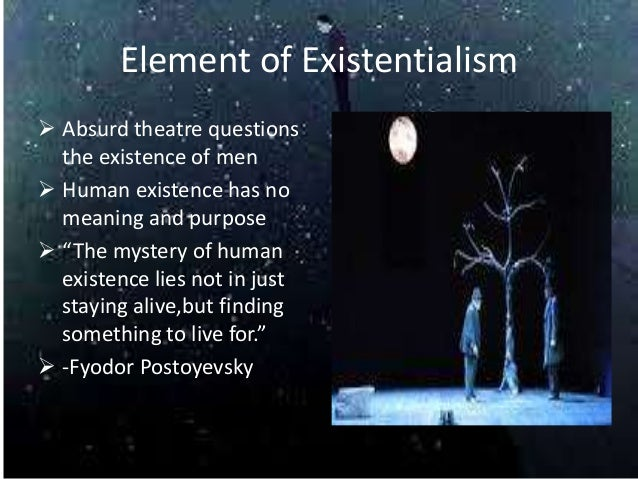 waiting for godot as an absurd play ppt