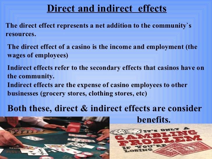 Economic benefits of gambling mgm grand hotel/casino